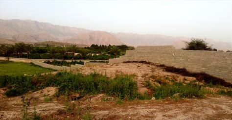 """ویلا و باغ جای تاریخ را می گیرند/ویلا  سازی در """"تپه گبرا"""" کازرون"""