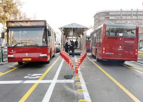 طرح احداث خط BRT ارومیه هفته دولت کلنگ زنی می شود