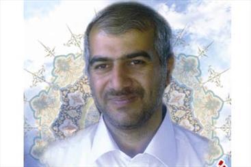 پیکر شهید امیررضا علیزاده در رودسر تشییع شد