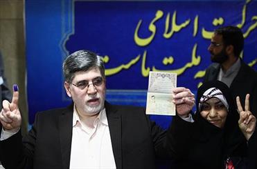 جوانفکر: در احترام به نظر احمدینژاد به نفع مشائی از انتخابات کناره گیری میکنم