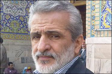 احمد کاشانی کاندیدای ریاست جمهوری شد