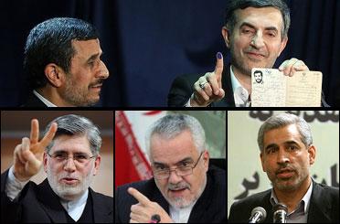برخی از کاندیداهای دولت به دلیل نگرانی از برخورد احمدینژاد به نفع مشایی انصراف دادند