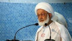 هشدار ساکنان منطقه الدراز بحرین به آل خلیفه درباره پیامدهای هتاکی به آیت الله عیسی قاسم