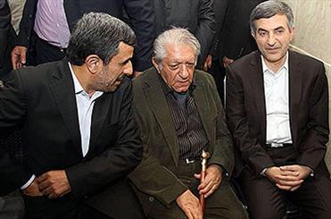 توضیح عزتالله انتظامی درباره همراهی با مشایی و احمدینژاد در وزارت ...