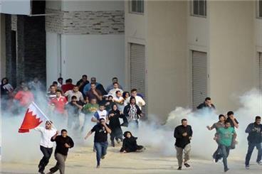 تظاهرات ضد آل خلیفه در نجف/درخواست برای بستن سفارت بحرین