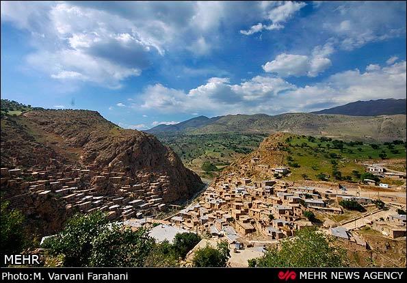روستای پالنگان کردستان