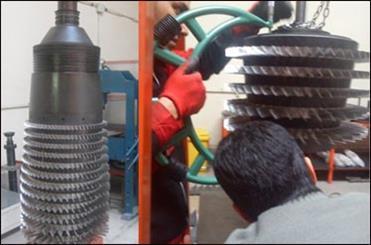 موفقیت محققان کشور در تعمیر و ساخت قطعات توربین گازی صنعت نفت