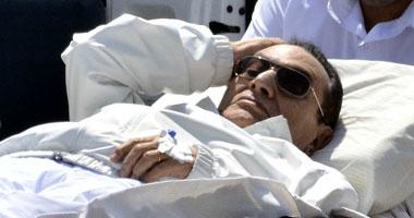 حسنی مبارک از زندان آزاد شد/ انتقال با بالگرد به سمت محل اقامت اجباری