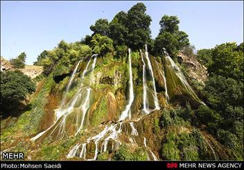 آبشارهای لرستان بستر رونق صنعت سبز/ جذب سرمایه گذار برای «بیشه»