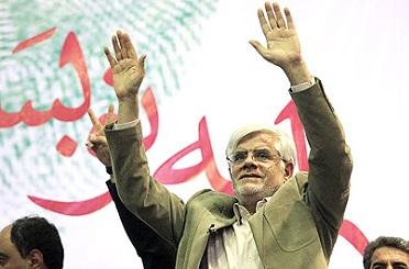 به نفع آقای روحانی کنار رفتم تا مردم راحتتر تصمیمگیری کنند