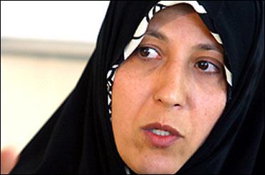 فاطمه هاشمی: برنده انتخابات کسی است که ما به او رأی بدهیم