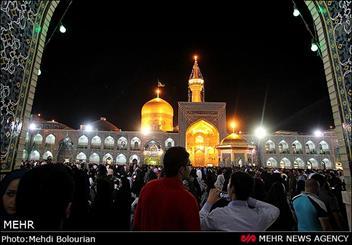 ساخت ماکت هفت شهر عشق برای زائران در آستان قدس رضوی