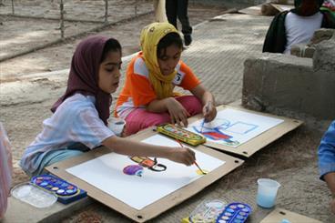 فراخوان دومین مسابقه نقاشی آب و زندگی ویژه کودکان و نوجوانان