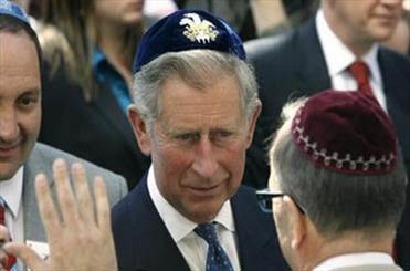 ابراز علاقه جانشین ملکه انگلیس برای سفر به ایران