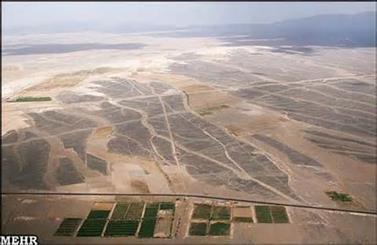خشکسالی کرمان