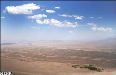 ۵۸ درصد کرمان درگیر خشکسالی/ تابستان کم آب در انتظار مردم است