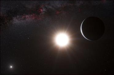 اختفای ستاره میزان در پس ماه در بامداد فردا 5 بهمن