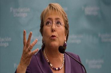 باچلت پیروز مرحله اول انتخابات ریاست جمهوری شیلی شد
