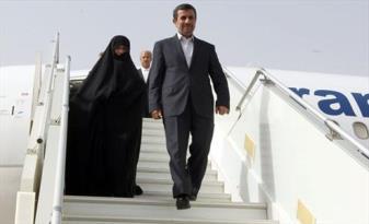سفرهای خانوادگی احمدی نژاد از مسکو تا نیویورک