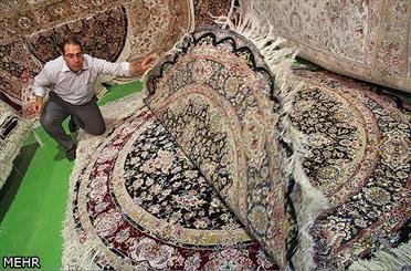 نمایشگاه فرش دستباف اردبیل