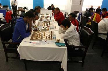 صعود تیم ملی شطرنج به نیمهنهایی