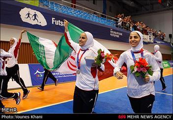 بانوان فوتسالیست ایران نایب قهرمان شدند/ شکست برابر ژاپن در وقت اضافه
