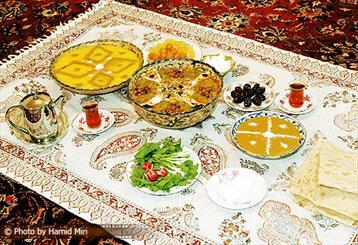 سحری و افطاری