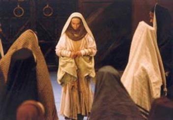 صوم الصمت چیست؟/ امر پروردگار بر مریم(س) برای روزه سکوت
