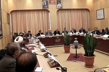 جلسه مشترک کمیسیون امنیت ملی و فرهنگی مجلس در خصوص ضرب و شتم آمر به معروف