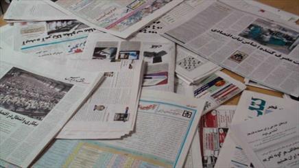 مطبوعات محلی اردبیل مکمل خبرگزاری ها نیستند