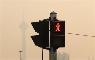 کاهش کیفیت هوا طی امشب