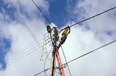 قطعی برق در فرانسه