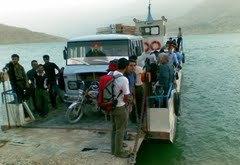 12 نفر به علت سقوط مینی بوس در دریاچه سد کارون3 غرق شدند