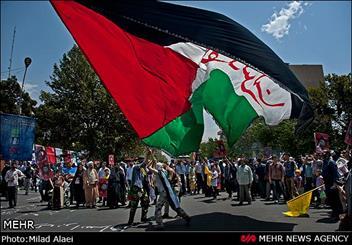 مسیرهای 9 گانه راهپیمایی روز جهانی قدس در تبریز اعلام شد