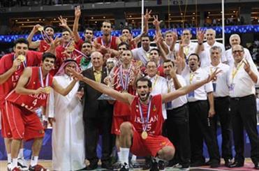 آسمانخراشهای ایران بر بام آسیا/ قهرمانی بسکتبال با رکورد ماندگار 9 پیروزی متوالی