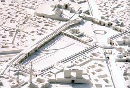 تخریب بخشی از میراث اصفهان با افتتاح یک پروژه شهری