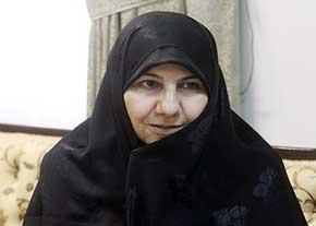 شریفی صدر اولین سفیر زن جمهوری اسلامی ایران خواهد شد