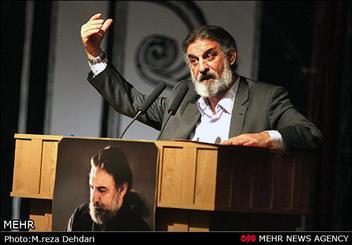 بزرگداشت  مسعود حبیبی در شیراز برگزار شد/ رونمایی از تمبر و سردیس استاد