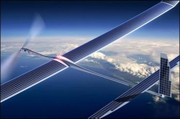 تصاویر هواپیمایی با قدرت پرواز به مدت 5 سال مداوم