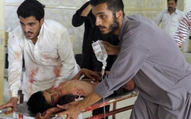 جلال آباد میں پاکستانی قونصلیٹ کے باہر دھماکے میں 3 افراد زخمی