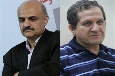 اسماعیل امینی و محسن سلیمانی