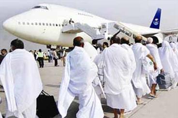 ۸۱۸ زائر استان بوشهر عازم سفر حج میشوند