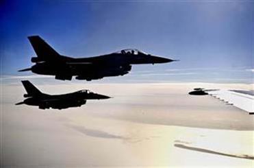 بروکسل 6 جنگنده به منطقه اعزام می کند