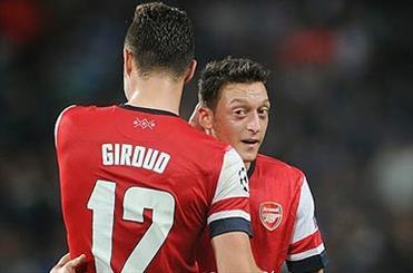 "Elneny: ""Mesut Özil'e Beşiktaş'a gelmelisin dedim"""