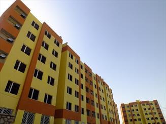 14 واحد مسکونی ویژه مددجویان فاقد مسکن  کمیته امداد سیرجان احداث شد
