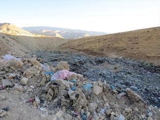 احداث سد تامین آب شرب در محل دفع زباله/ انتظار آب سالم از سد باباحیدر نمیتوان داشت