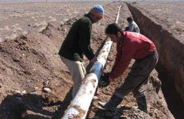 آبرسانی به روستای بند محمد عبدالله آغاز شد/ تصویب سه میلیارد ریال اعتبار