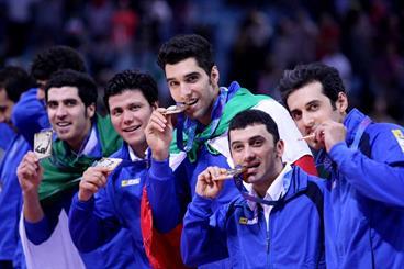 تیم ملی والیبال با اقتدار قهرمان آسیا شد/ قد ایران از آسیا بالاتر رفت