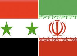 Iran, Syria urge 'fighting terrorism, organized crimes'