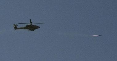 الجيش السوري يعلن أنه أصاب مقاتلة إسرائيلية اخترقت المجال الجوي للبلاد